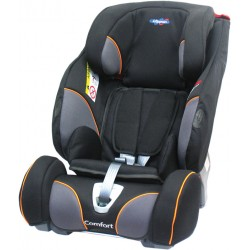 Klippan Triofix Comfort Black Orange