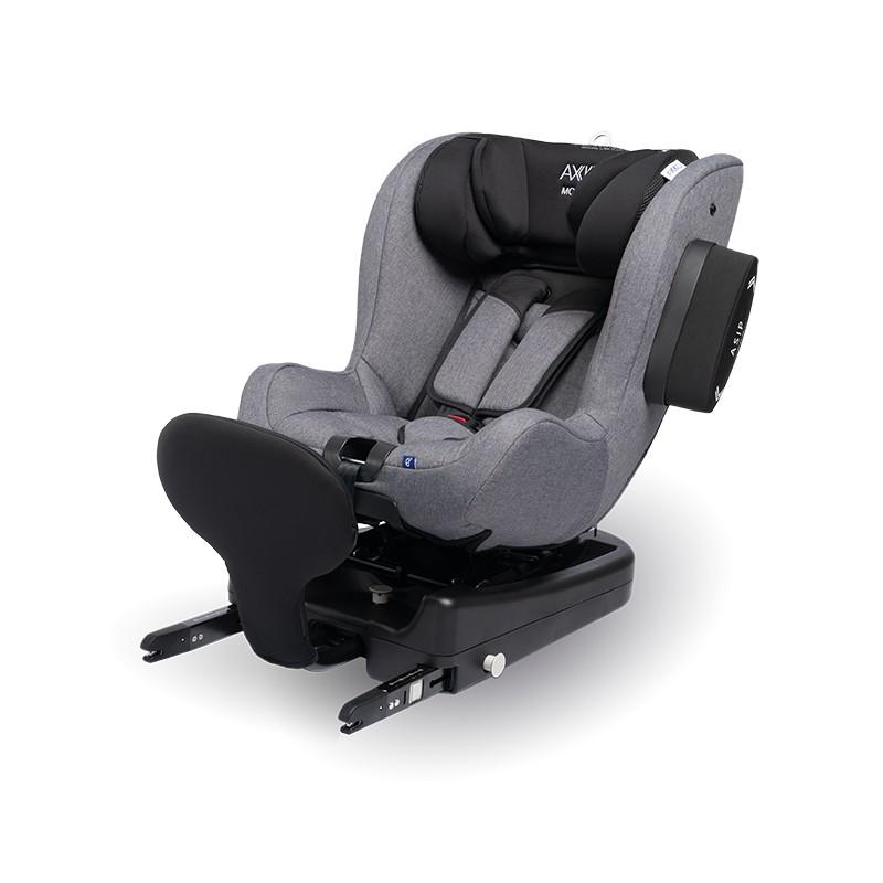 Axkid Modukid Seat Grey se základnou