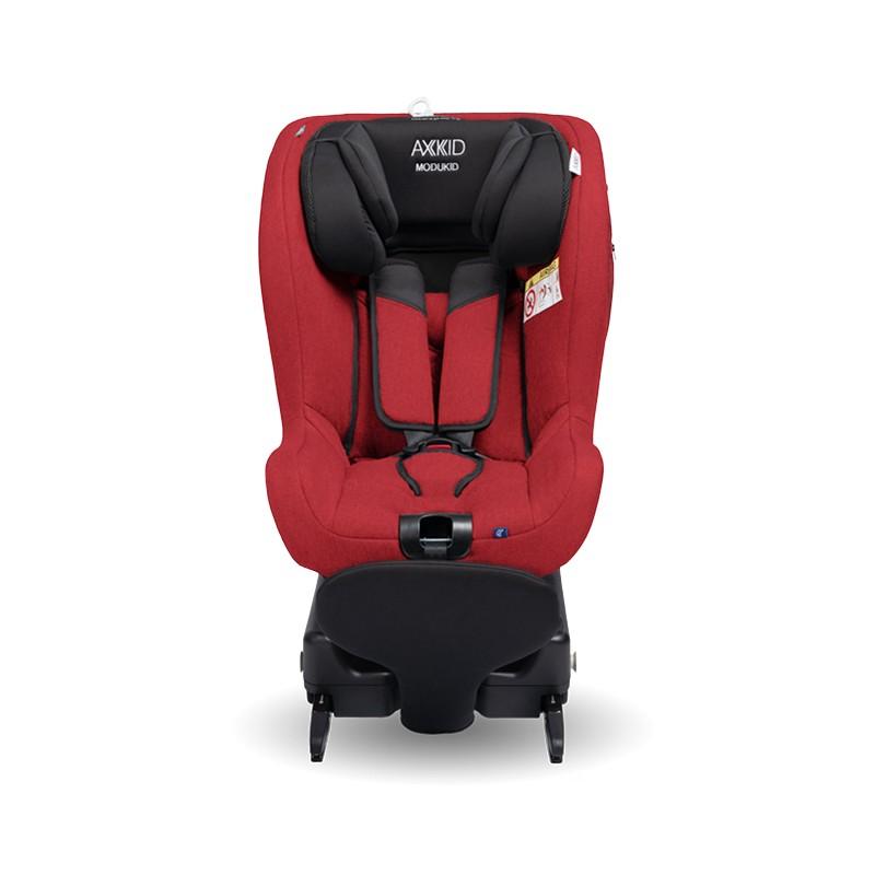 Axkid Modukid Seat Red se základnou