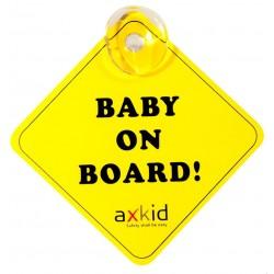 Značka Baby on board