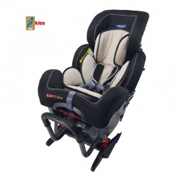 Klippan Kiss 2 Plus Black/Beige