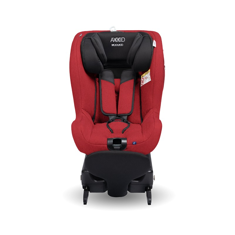 AXKID MODUKIT i-Size 2021 Red